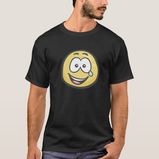 Emoji: Face With Tears Of Joy T-Shirt