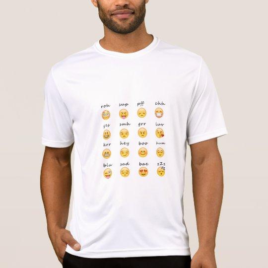 Emoji Feeling T-Shirt