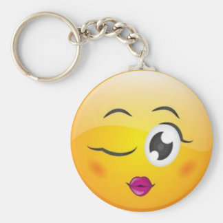 Emoji Key Ring