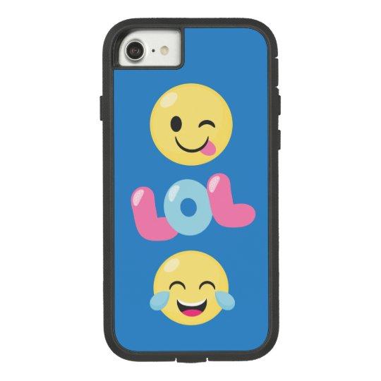 Emoji Laugh Out Loud iPhone Case