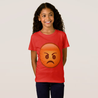 Emoji Mad Face T-Shirt
