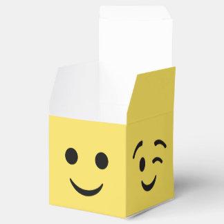 EMOJI Party Favor Boxes