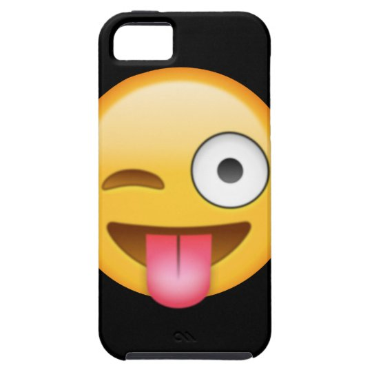 Emoji phone case!! tough iPhone 5 case