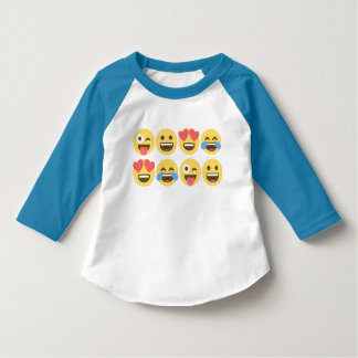 Emoji Shirt - Emoji Faces