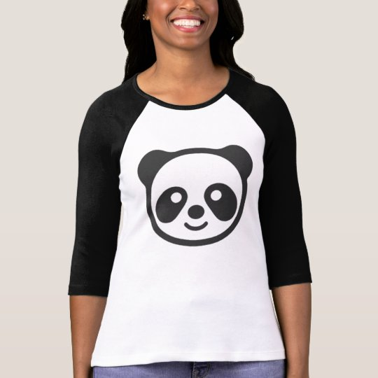 Emoji shirt Whatsapp Panda