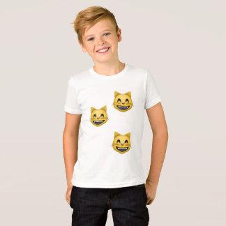 emoji smile faces T-Shirt