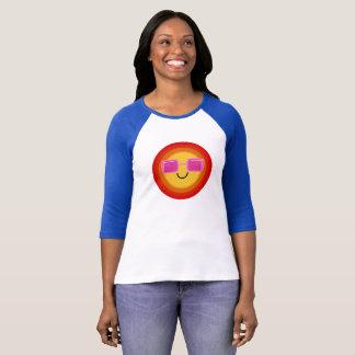 Emoji - Sunny - Face T-Shirt