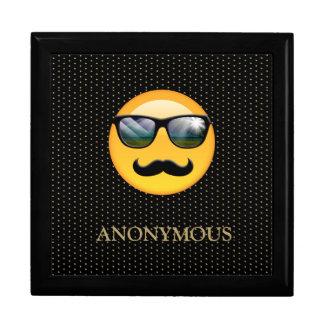 Emoji Super Shady ID230 Large Square Gift Box