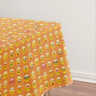 Emoji Tablecloth