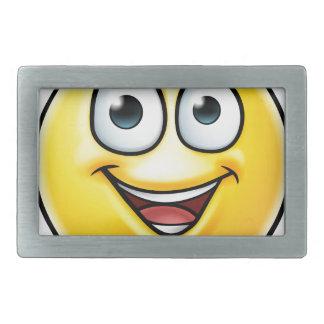 Emoji Thumbs Up Icon Rectangular Belt Buckles