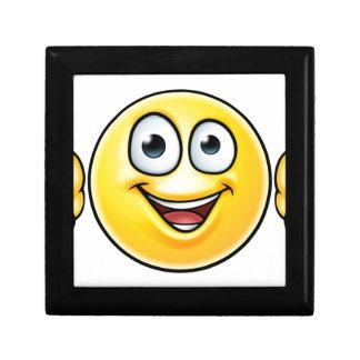 Emoji Thumbs Up Icon Small Square Gift Box