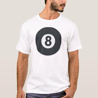 Emoji Twitter - Eight ball Pool T-Shirt