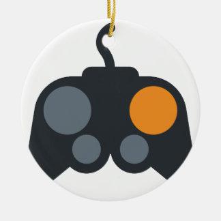 Emoji Twitter - Video Ranges to control Round Ceramic Decoration