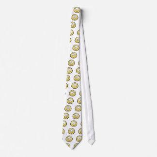 Emoji: Winking Face Tie