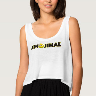 EMOJINAL™ (Stressed) Tank Top