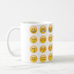 emojis coffee mug