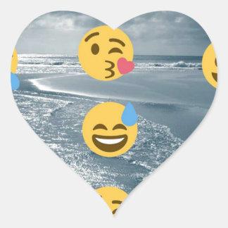 Emojis Heart Sticker