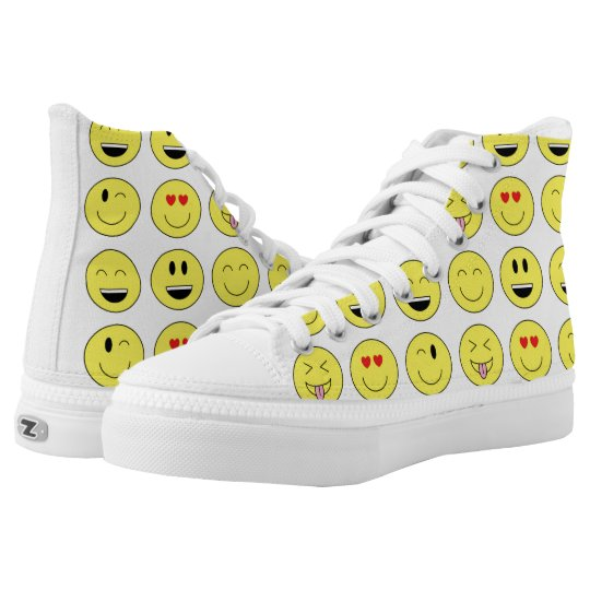 Emojis High Tops