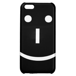 Emoticon Smiley Face iPhone 5C Covers