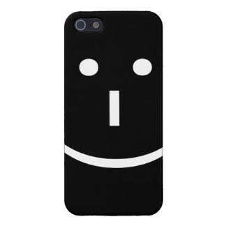 Emoticon, Smiley Face iPhone 5 Case