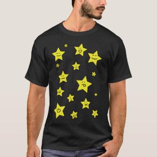 Emoticon Stars T-Shirt
