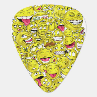 Emoticons Guitar Pics Plectrum
