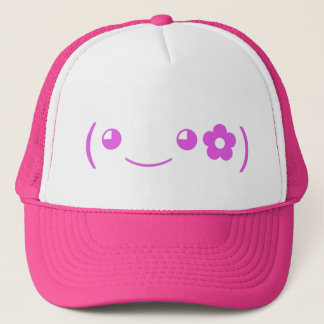 Emoticons - Smile Trucker Hat