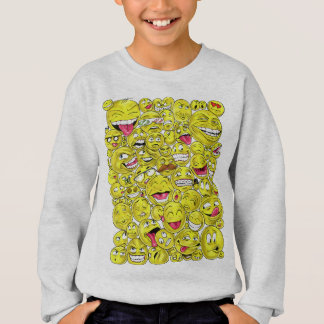 Emoticons Sweater