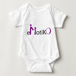 eMotikO baby - Mom-Friend Baby Bodysuit