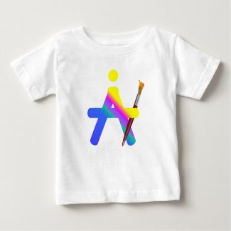 eMotikO baby - T-Shirt 0-24 months - eMotikART
