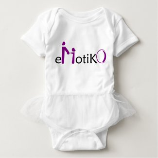 eMotikO baby - Tutu Bodysuit - Mom-Friend