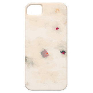 Emotinal abstraction of Love Pieces on winter snow Barely There iPhone 5 Case