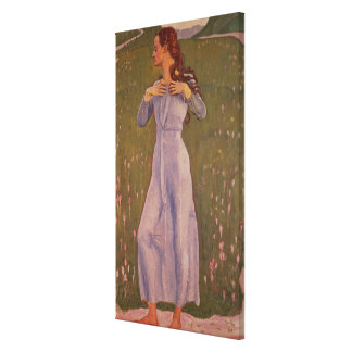 Emotion , 1900 stretched canvas print