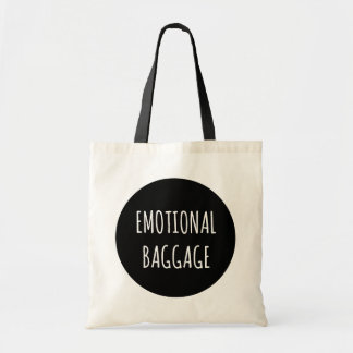 Emotional Baggage Circle Tote