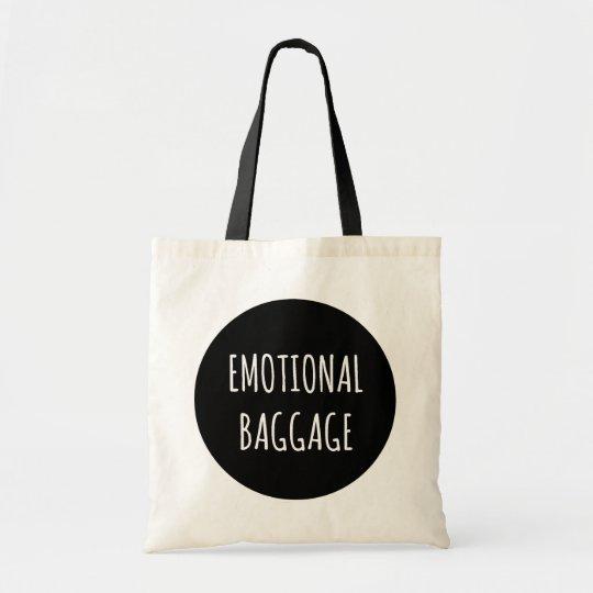 Emotional Baggage Circle Tote