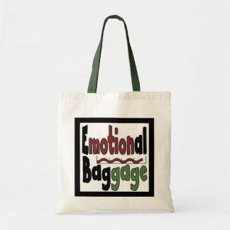 Emotional Baggage with Motion Gage Tote Bag