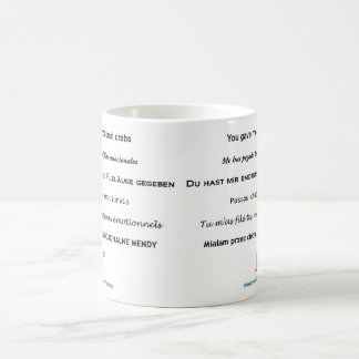 Emotional Crabs All Up In Your Business Coffee Mug