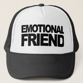 Emotional Friend Cap