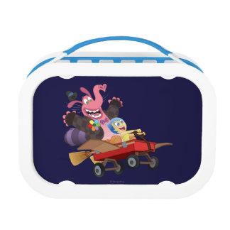 Emotional Roller Coaster Lunchboxes
