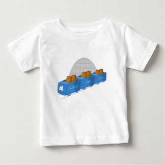 Emotional Rollercoaster Baby T-Shirt