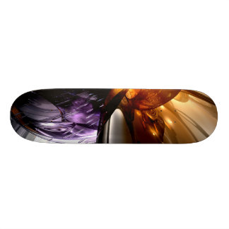 Emotional Scars Abstract Skateboard V2