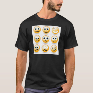 Emotions for every day T-Shirt
