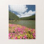 Empadadas Lakes, Azores Jigsaw Puzzles