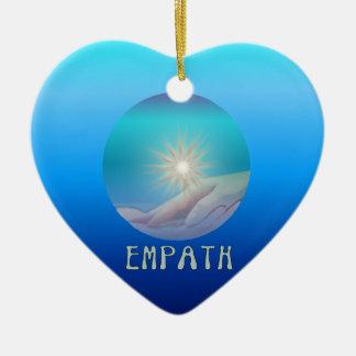 Empath Ceramic Heart Decoration