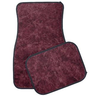 Emperador Wine Stone Pattern Background Floor Mat
