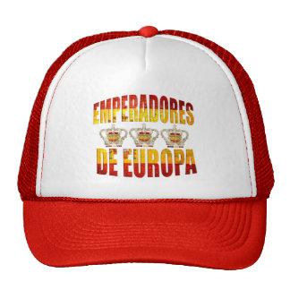 Emperadores de europa - Spain 2012 Euro Cup Kings Trucker Hats