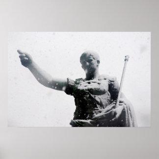 Emperor Caesar Augustus Posters