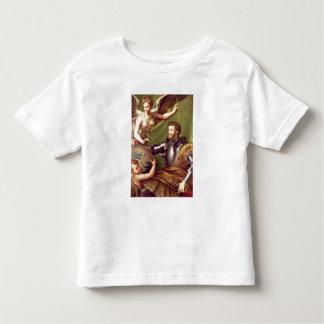 Emperor Charles V (1500-58) Receiving the World, c T Shirt