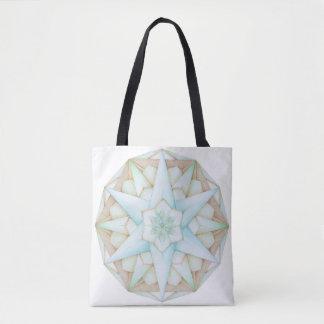 emperor crown tote bag