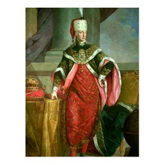 Emperor Francis I  Holy Roman Emperor Postcard